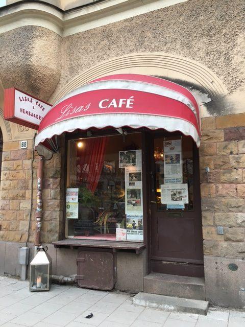 Lisa's cafeet