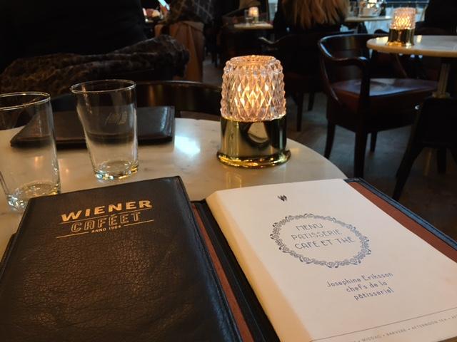 Wien cafeet